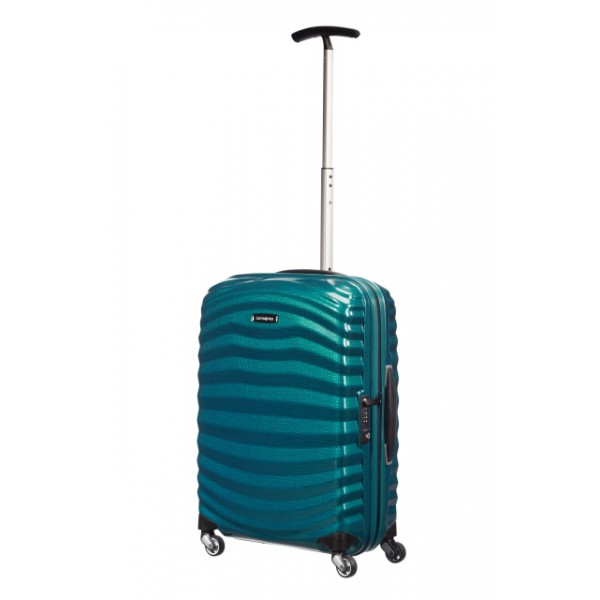 SPINNER 55/20 LITE-SHOCK SAMSONITE PETROL BLUE